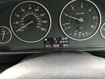 2015 BMW 318D SPORT GT