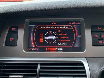 2008 08 AUDI Q7 SLINE QUATTRO AUTOMATIC 3.0 TDI