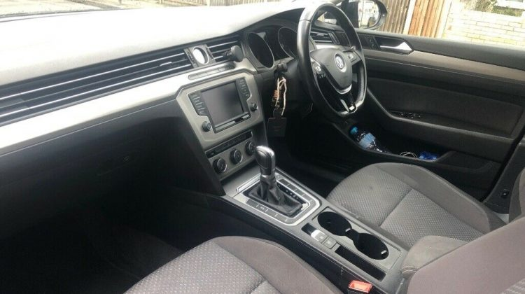 2015 VW Passat 2.0 TDI DSG