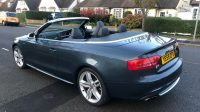 2009 Audi S5 Convertible Automatic V6 3.0 TFSI