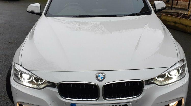 2015 BMW 3 Series 320d M Sport Touring