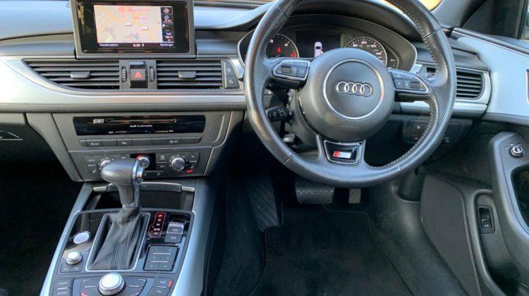 2012 Audi A6 S-Line 2.0 TDI Automatic