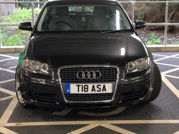AUDI A3 AUTOMATIC SPEICAL EDITION 1.6L