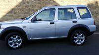 Landrover Freelander 1.8 petrol 2005