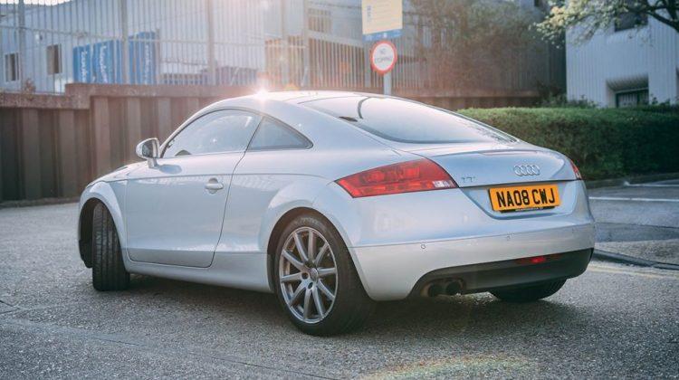 Audi TT 2008 2.0 TFSI