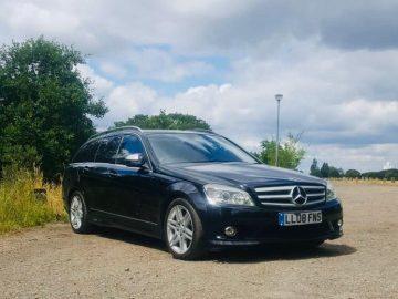 Mercedes-Benz C class 220 CDI