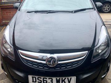 2013 (63) Vauxhall CORSA IDEAL FIRST CAR