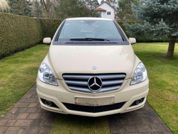 Mercedes-Benz B 180 Benzin/Gas Automatik (Van)