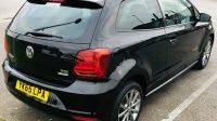 Volkswagen Polo SE BlueMotion 1.4 Diesel Black
