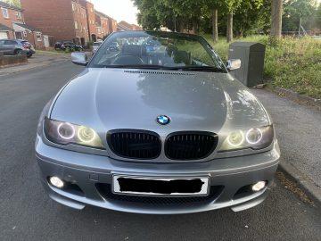 BMW, 3 SERIES, Convertible, Msport 2006, Manual, 1995 (cc), 2 doors