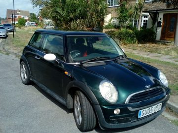 Mini One 1.4 Diesel, Hatchback, 2005, Manual, 1364 (cc), 3 doors