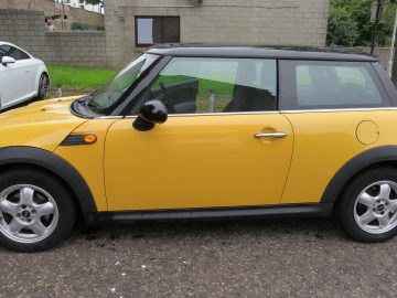 2009 Mini Cooper 3dr Hatch