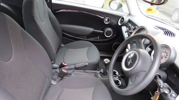 2009 Mini Cooper 3dr Hatch