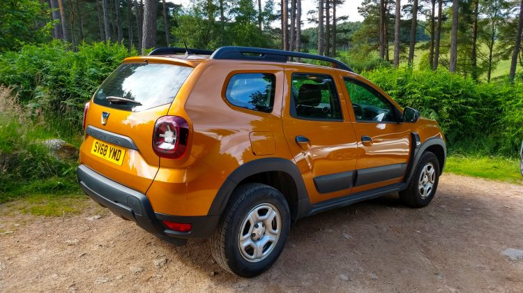 Like New Dacia DUSTER 1.5 blue dCi 2018 Essential, Manual 5 doors SUV 2WD
