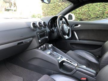 Audi TT 2.0L Quattro Auto Petrol