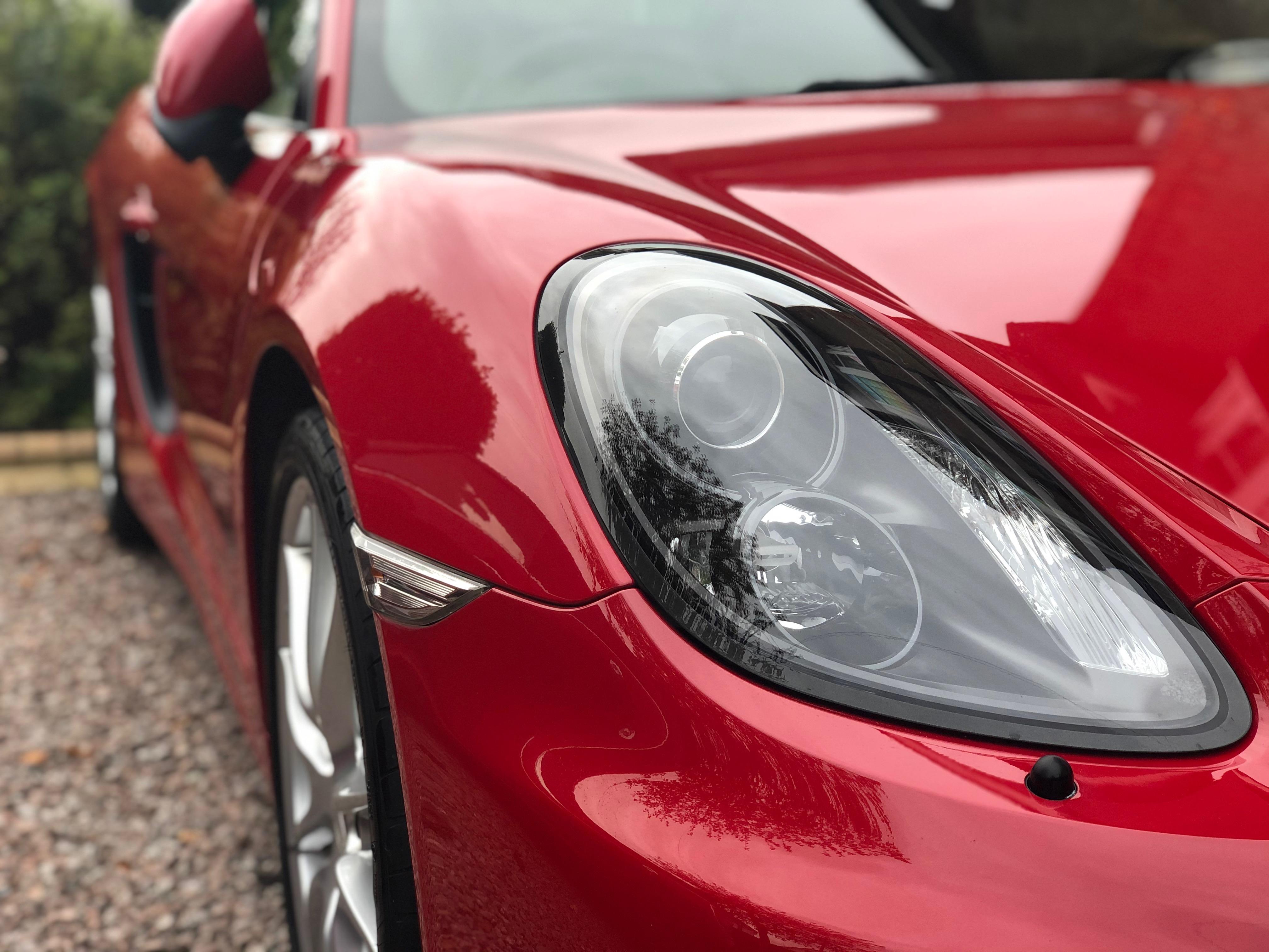 Porsche Boxster GTS 3.4