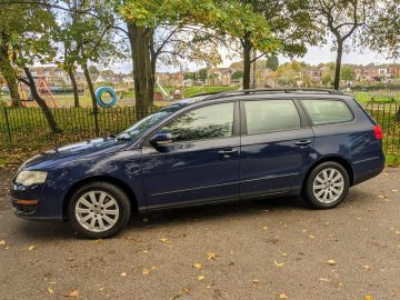 VW Passat Estate – New clutch & full service.