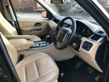 2008 Range Rover Sport HSE 2.7 TDV6