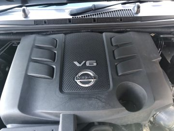 2011 Nissan Navara 3.0 dCi V6 Outlaw Double Cab