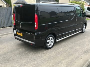 2014 Vauxhall Vivaro 2.0 CDTi Sportive Panel Van LWB