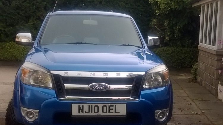 Ford Rnager Pick Up Double Cab XLT 2.5 TDCi 4WD