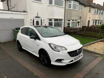 ** LIMITED EDITION 2016 VAUXHALL CORSA FOR SALE ** 12 MONTHS MOT ** LOW MILEAGE 27,865 **