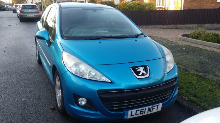 Peugeot, 207 Sportium, Hatchback, 2012, Manual, Petrol, 1,4 L (cc), 70 (kW), 3 doors.