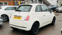 500 0.9 Twin Air S 3dr – Manual- Amazing car