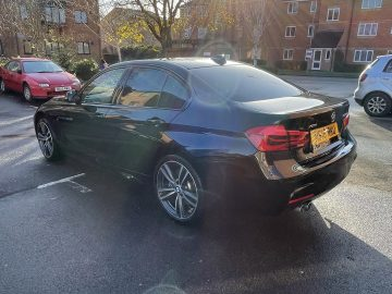 2016 BMW 1 SERIES XDRIVE 320d HPI clear low mileage
