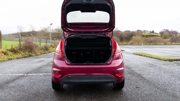 2011 Ford Fiesta 1.6 TDCI Titanium