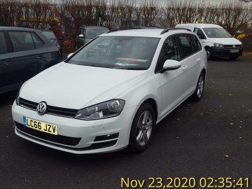 ***Volkswagen Golf Estate 2016 (66 reg) 1.6 TDI BM Tech Match Edition (s/s) 5dr***