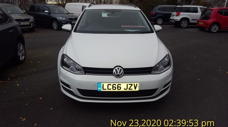 ***Volkswagen Golf Estate 2016 (66 reg) 1.6 TDI BM Tech Match Edition (s/s) 5dr***