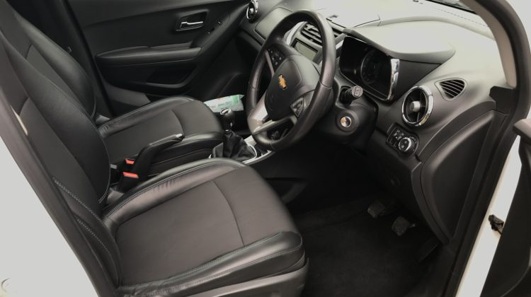 Chevrolet Trax in Excellent Condition