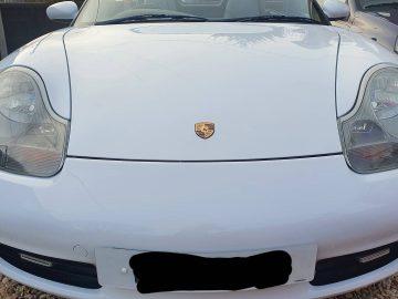 Porsche boxster 2.5 1999 ex condition