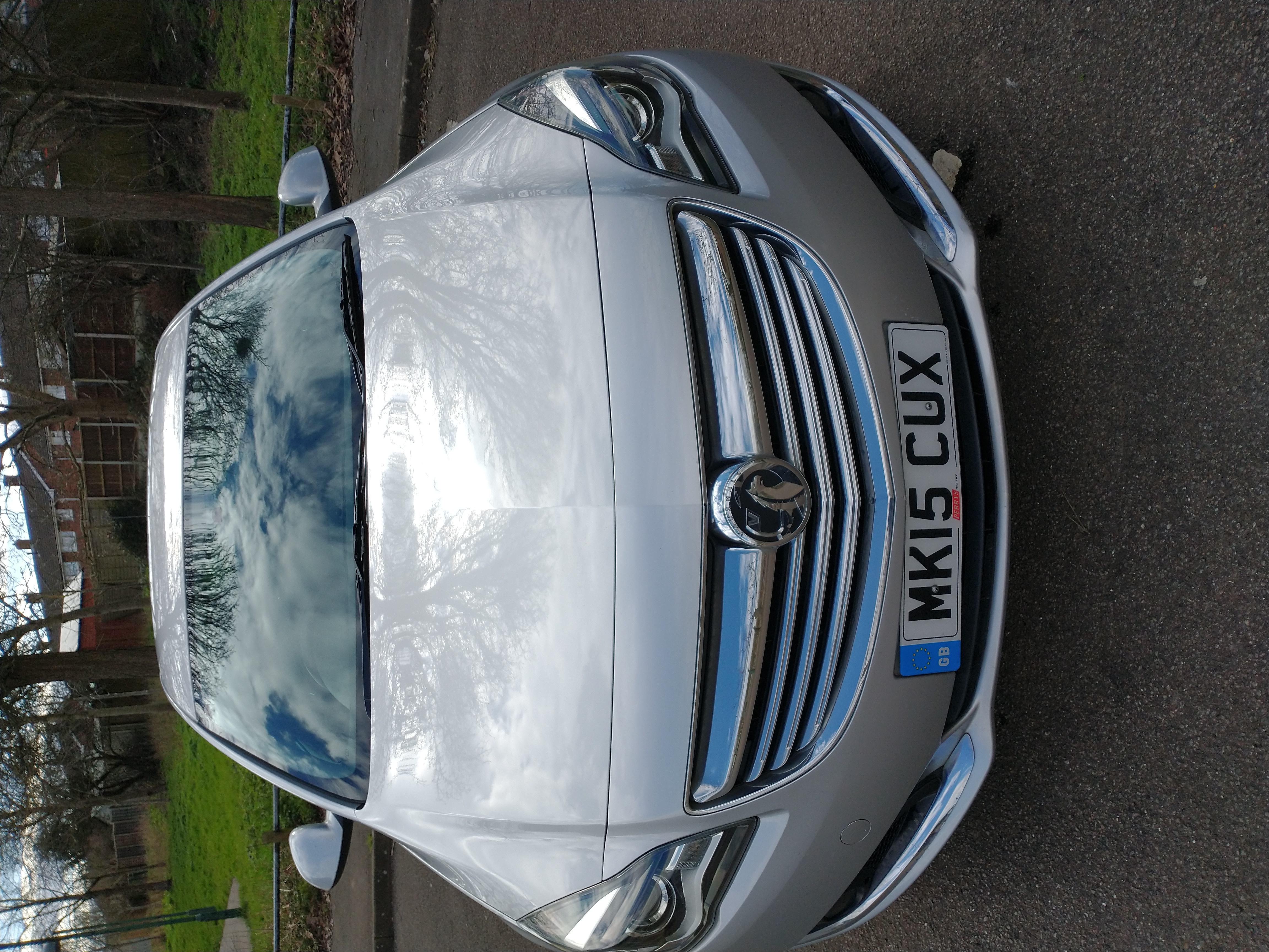 Vauxhall Insignia 2.0 CDTI 163 SRI 5dr Auto 15 plate.