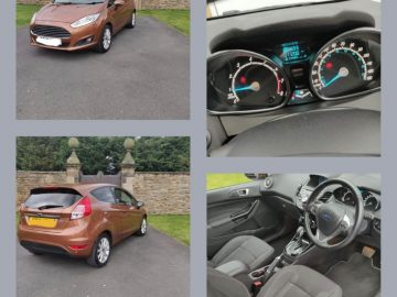 Ford Fiesta 1.0 eco boost