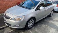 Vauxhall Astra Hatchback 1.7 CDTi 16V Exclusive 5d 2010