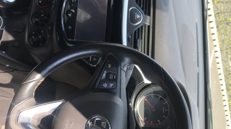 Vauxhall corsa limited edition 2015