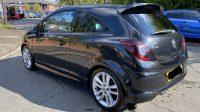 Vauxhall Corsa 1.4 SRI petrol, Manual hatchback – Sat Nav