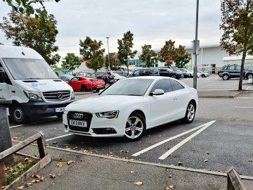 Audi A5 1.8 TFSI 170KM